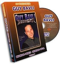 bending mind Guy Bavli