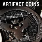 artifact coins