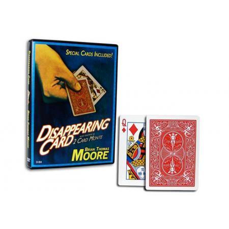 disapearing card
