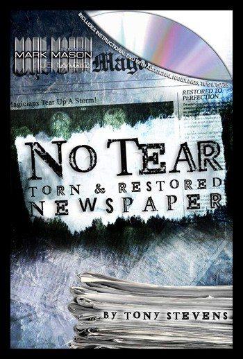 no tear newspaper