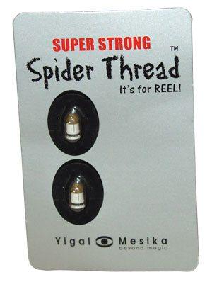 thread spool and wax
