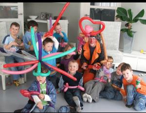 kindershow 4 jarigen